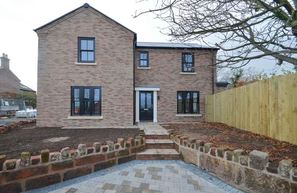 Modern Shrewsbury Home