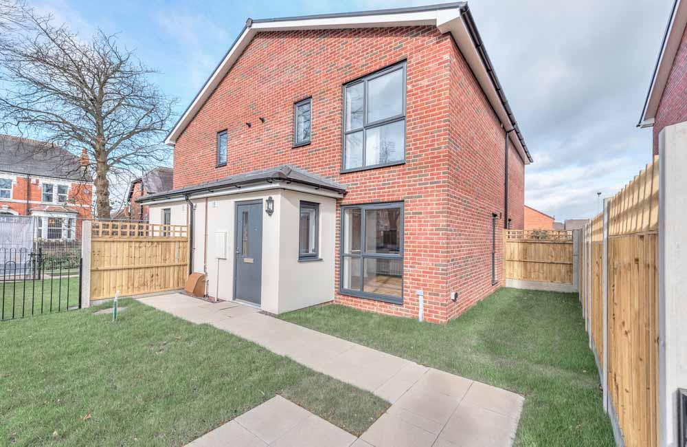 TC Homes Malthouse Development, Shropshire