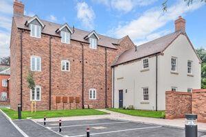Charlton Arms Phase Two, Wellington, New Homes Shropshire